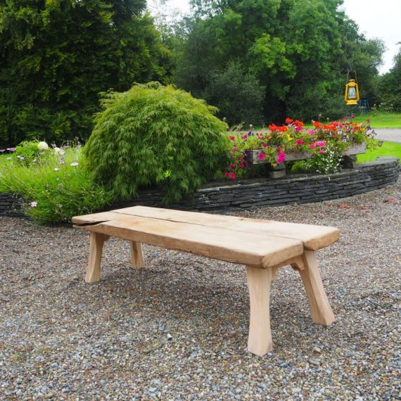 oak beam table